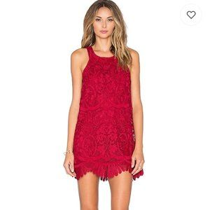 REVOLVE LOVERS + FRIENDS Caspian Shift Dress
